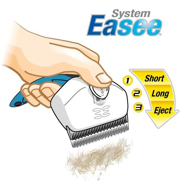 système Easee de la brosse FoOlee Easee